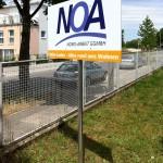 Schildanlage für NOA