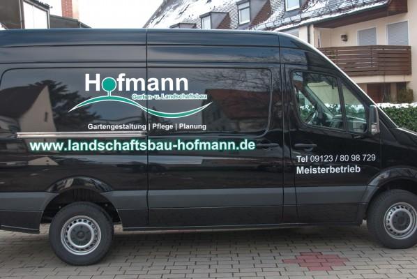 werbeagentur-focus-nuernberg-hofman-gartenbau-crafter-fahrzeugbeklebung