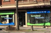 Schaufensterbeklebung | Sauberland