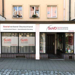 Sozialverband Deutschland Geschäftsstelle Nürnberg