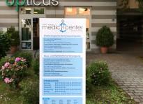 Schilderneuerungen   Medic Center