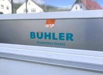 Fensterbeklebung | Bühler Promotion