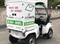 Fahrzeugbeklebung | mailworXs