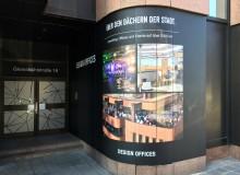 Schilder und Beklebung | Design Offices