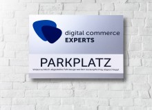 Alu-Schild | Digital Commerce Experts