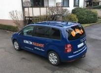 Fahrzeugbeklebung   Andrea Korn