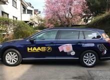 Fahrzeugbeklebung | Haas