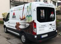 Fahrzeugbeklebung | DELTA Automaten