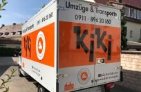 LKW-Folierung | KiKi Umzüge & Transporte