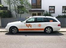 PKW-Folierung | KiKi Umzüge & Transporte