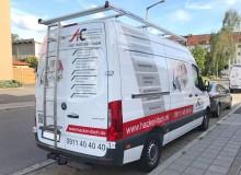 Fahrzeugbeklebung | A&C Hacker GmbH