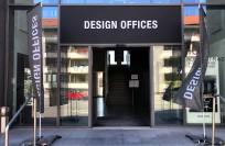 Oberlicht-Aufkleber   Design Offices