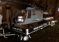 Helikopter-Beklebung | Design Offices