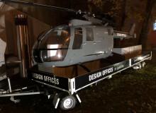 Helikopter-Beklebung   Design Offices
