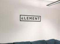 Beklebungsarbeiten | ELEMENT