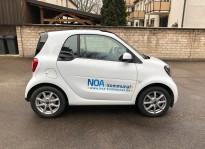 Fahrzeugbeklebung | NOA.kommunal