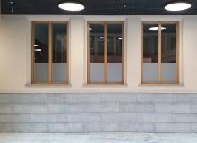 Sichtschutzbeklebung | IHK Nürnberg
